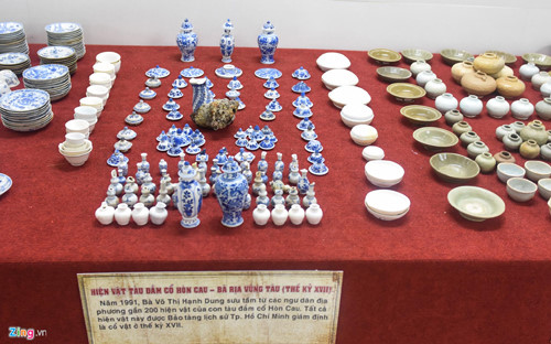 quang ngai hosts exhibition featuring treasures of ancient shipwrecks hinh 7