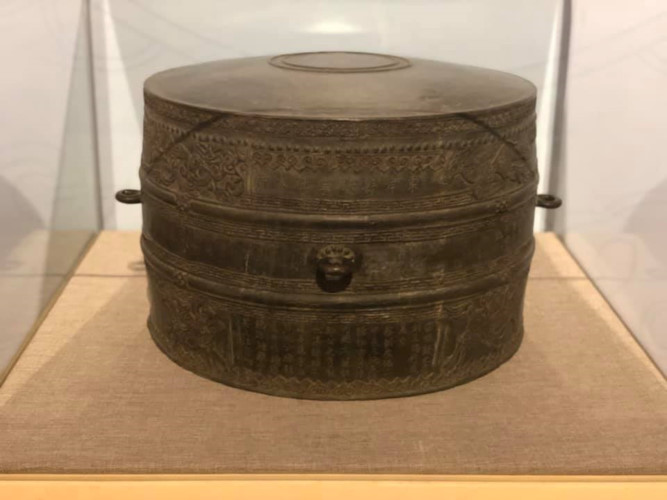 artifacts take guests on historic journey at hanoi exhibition hinh 10