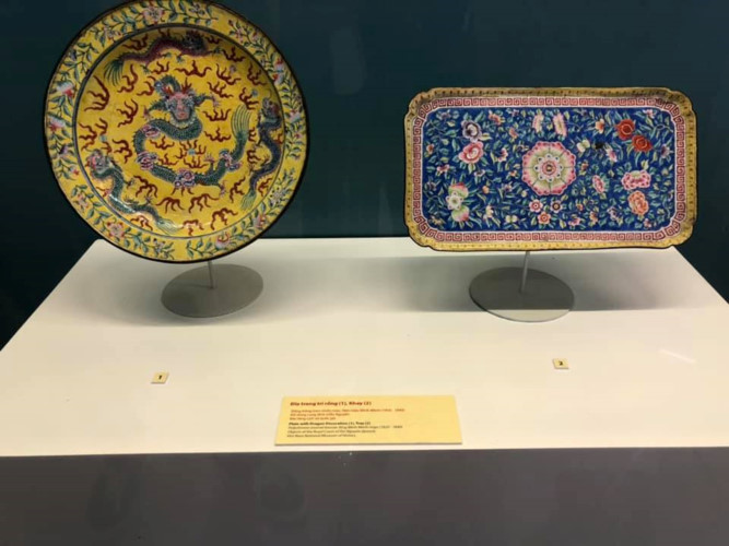 artifacts take guests on historic journey at hanoi exhibition hinh 14