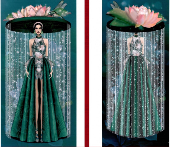 popular national costume entries revealed for hoang thuy's miss universe show hinh 4