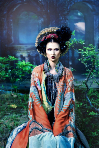 a look at the impressive photos of vietnam's next top model through the years hinh 5