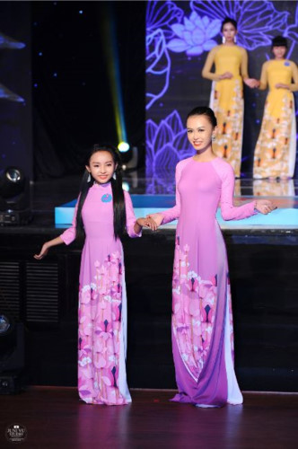 bao nguyen wins little miss ao dai vietnam 2019 crown hinh 10