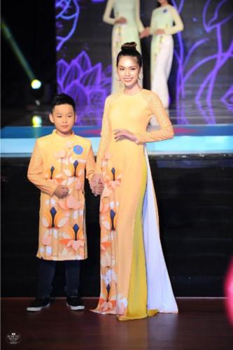 bao nguyen wins little miss ao dai vietnam 2019 crown hinh 12