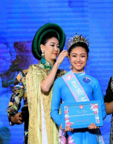 bao nguyen wins little miss ao dai vietnam 2019 crown hinh 2