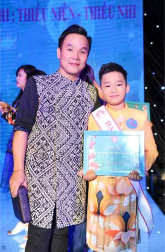 bao nguyen wins little miss ao dai vietnam 2019 crown hinh 5