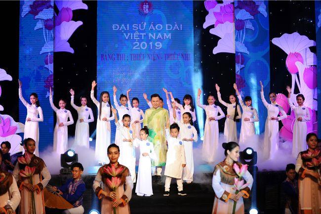 bao nguyen wins little miss ao dai vietnam 2019 crown hinh 6