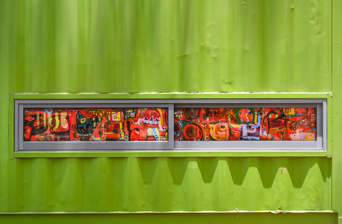 unique artworks featured in vinh phuc's art in the forest programme hinh 8