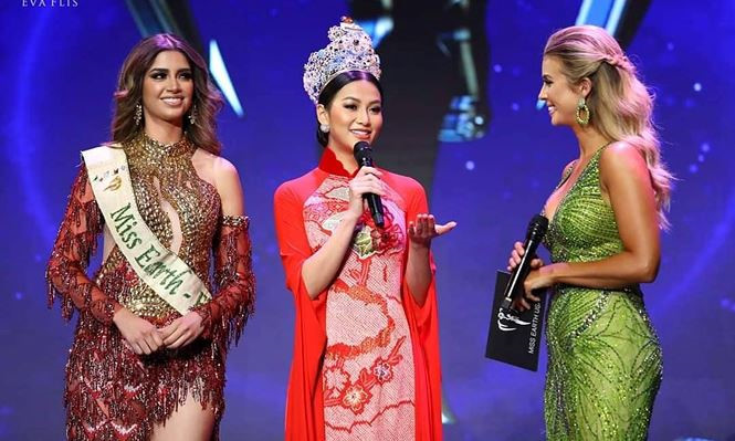 phuong khanh takes part in miss earth usa 2019 hinh 8