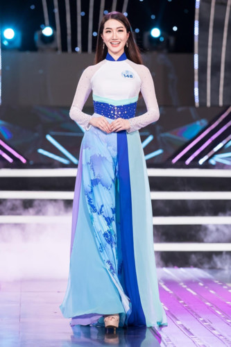 top 20 of the northern region progress to finals of miss world vietnam hinh 12