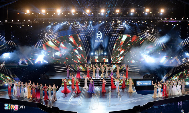 top 20 of the northern region progress to finals of miss world vietnam hinh 1
