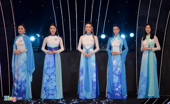 top 20 of the northern region progress to finals of miss world vietnam hinh 5