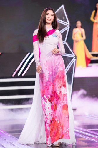 top 20 of the northern region progress to finals of miss world vietnam hinh 9