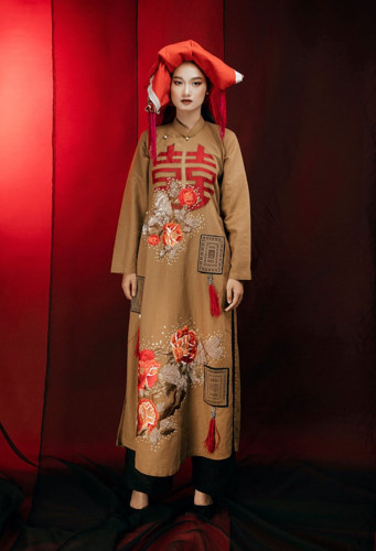 viet ha ready to debut collection in canada hinh 1