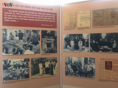 photo exhibition celebrates anniversary of hanoi's recognition as city for peace hinh 11