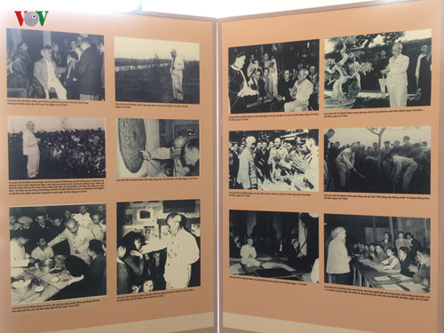 photo exhibition celebrates anniversary of hanoi's recognition as city for peace hinh 15