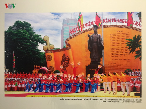 photo exhibition celebrates anniversary of hanoi's recognition as city for peace hinh 18