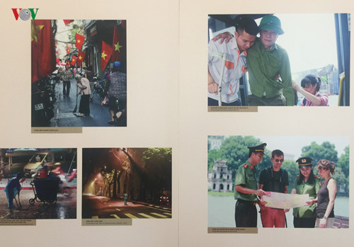 photo exhibition celebrates anniversary of hanoi's recognition as city for peace hinh 19
