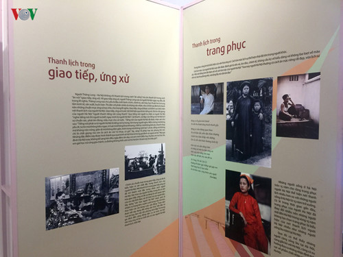 photo exhibition celebrates anniversary of hanoi's recognition as city for peace hinh 5