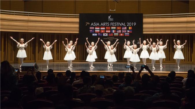 ballet kid team wins gold medal at asia art festival 2019 hinh 3