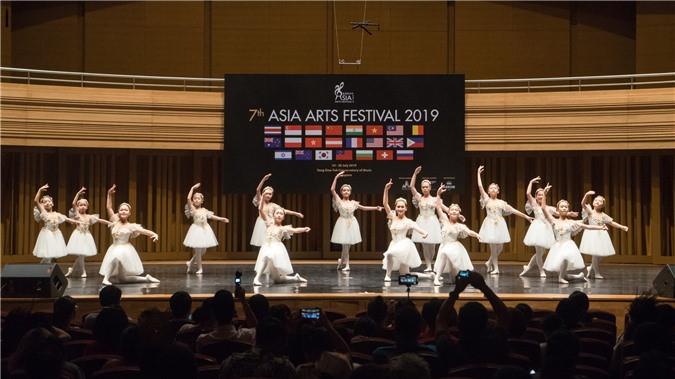 ballet kid team wins gold medal at asia art festival 2019 hinh 4