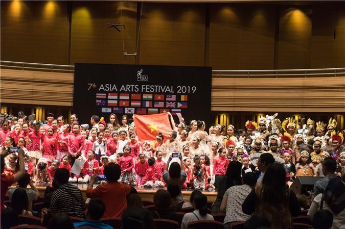 ballet kid team wins gold medal at asia art festival 2019 hinh 5