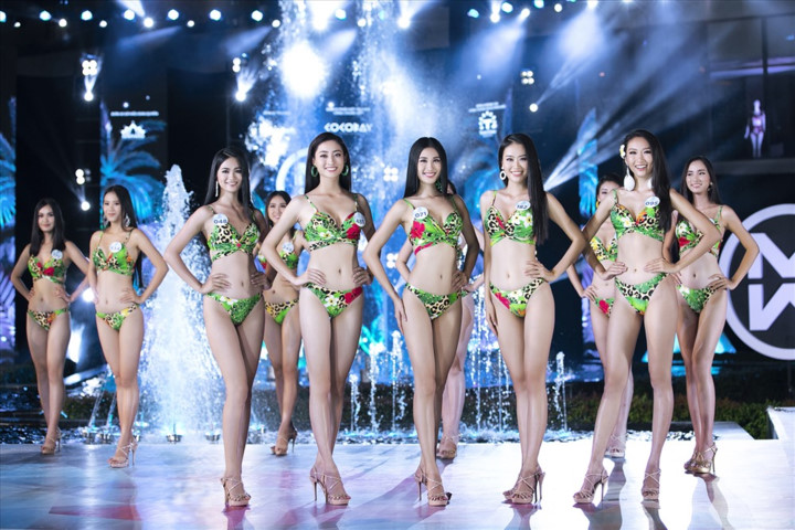 top 5 of miss beach beauty category revealed hinh 10