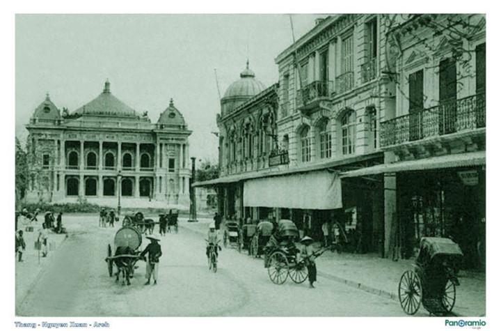 a look back at historic trang tien street through history hinh 15