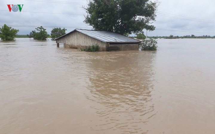 central highlands region suffers worst flooding in a decade hinh 1