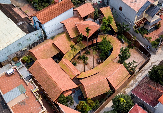 hanoi house wins gold in national architecture awards 2018 hinh 1