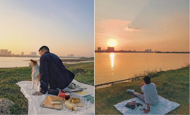 top places in which to enjoy a romantic sunset in hanoi hinh 8