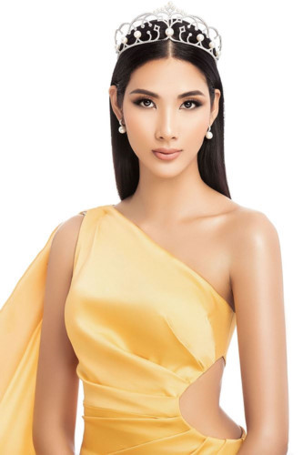 hoang thuy listed on several global beauty rankings ahead of miss universe 2019 hinh 5