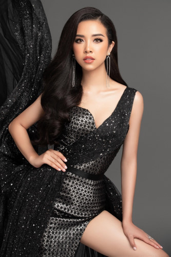 thuy an chosen to represent vietnam at miss intercontinental 2019 pageant hinh 2