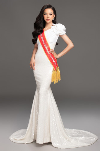 thuy an chosen to represent vietnam at miss intercontinental 2019 pageant hinh 3