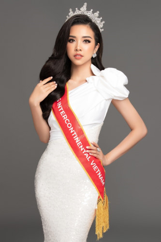 thuy an chosen to represent vietnam at miss intercontinental 2019 pageant hinh 6