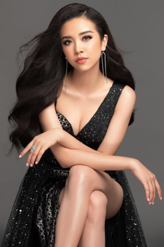 thuy an chosen to represent vietnam at miss intercontinental 2019 pageant hinh 8