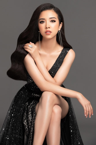 thuy an chosen to represent vietnam at miss intercontinental 2019 pageant hinh 9