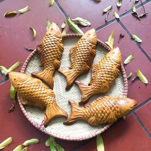 handmade mooncake market gets busy ahead of mid-autumn festival 2019 hinh 6