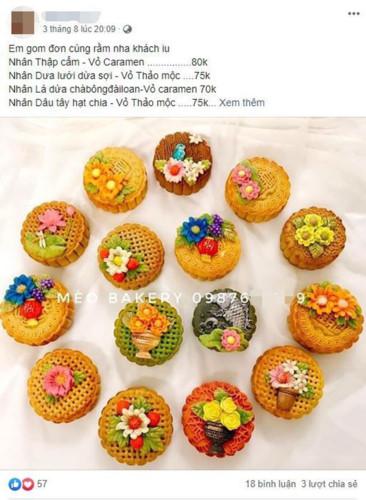 handmade mooncake market gets busy ahead of mid-autumn festival 2019 hinh 8