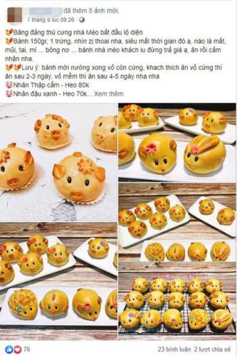 handmade mooncake market gets busy ahead of mid-autumn festival 2019 hinh 9