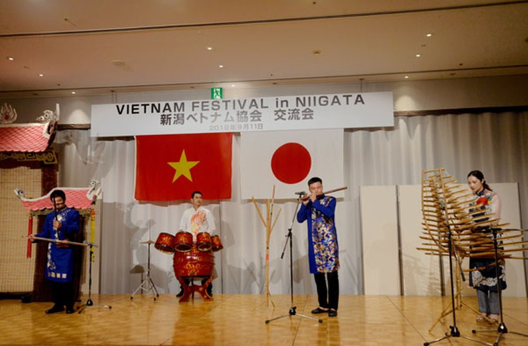 vietnamese culture put on display during niigata festival in japan hinh 6