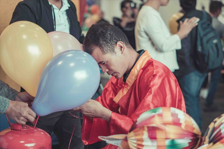 vietnamese expatriates in germany celebrate mid-autumn festival hinh 3