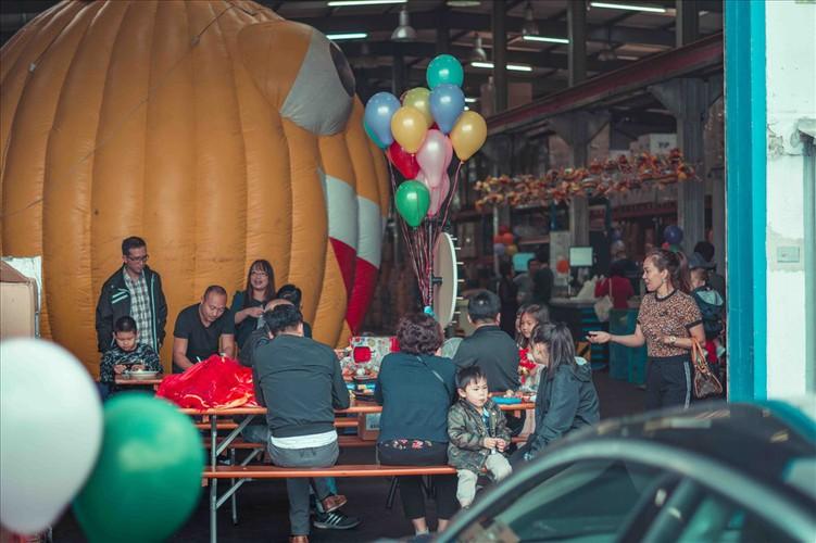 vietnamese expatriates in germany celebrate mid-autumn festival hinh 9