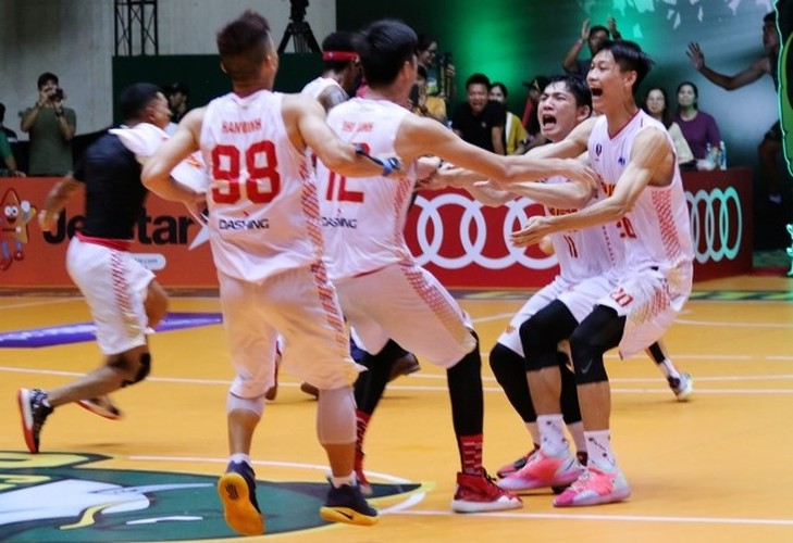 saigon heat wins first ever vba league trophy hinh 5