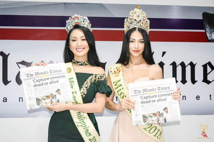 miss earth 2018 phuong khanh launches #meandmytree campaign hinh 1