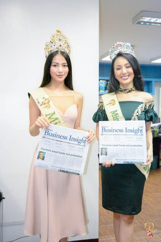 miss earth 2018 phuong khanh launches #meandmytree campaign hinh 2
