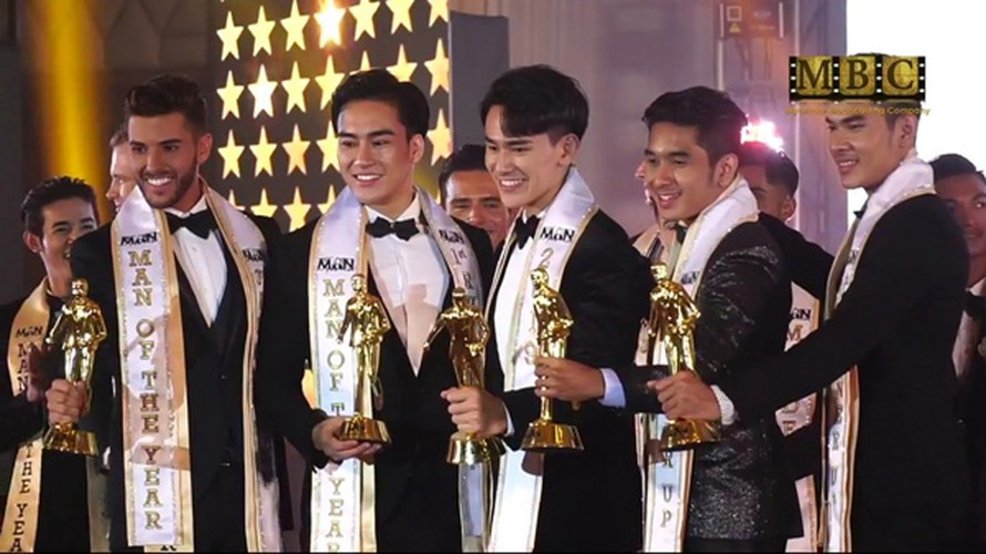 ngoc minh wins first runner-up title at man of the year 2019 hinh 1