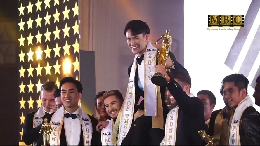 ngoc minh wins first runner-up title at man of the year 2019 hinh 2