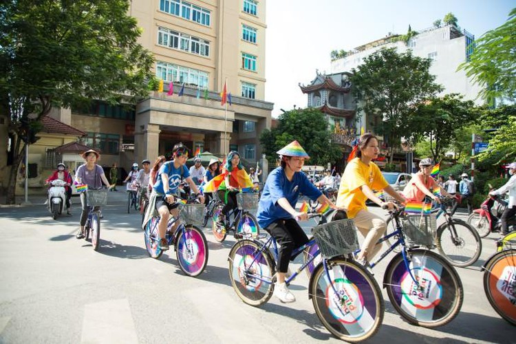 lively hanoi pride festival 2019 welcomes 5,000 participants hinh 1