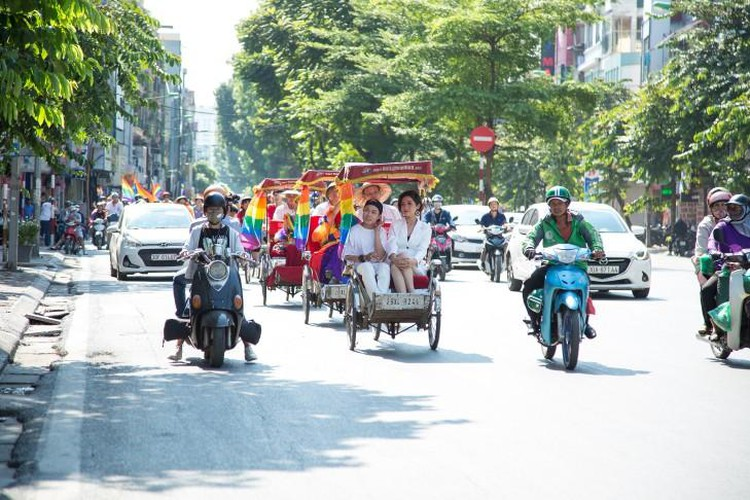 lively hanoi pride festival 2019 welcomes 5,000 participants hinh 3