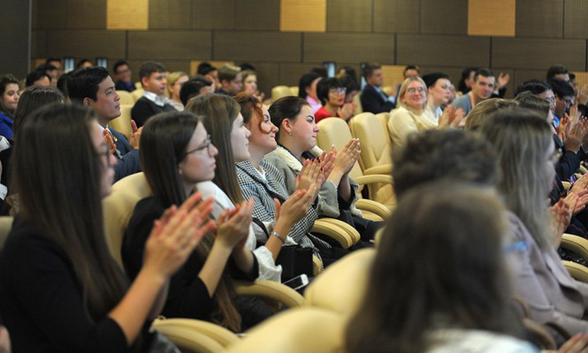 vietnamese, russian youngsters seek ways to preserve cultural diversity hinh 11